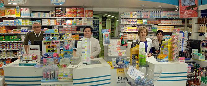 Pharmacie de la gare rer for Pharmacie de la piscine