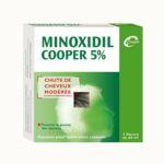 MINOXIDIL COOPER 5 %, solution pour application cutanée à Rueil-Malmaison