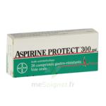 ASPIRINE PROTECT 300 mg, comprimé gastro-résistant à Rueil-Malmaison