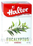 HALTER BONBONS SANS SUCRES EUCALYPTUS à Rueil-Malmaison