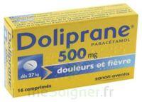 DOLIPRANE 500 mg Comprimés 2plq/8 (16) à Rueil-Malmaison