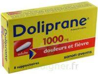 DOLIPRANE ADULTES 1000 mg, suppositoire à Rueil-Malmaison