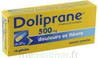DOLIPRANE 500 mg Gélules B/16 à Rueil-Malmaison
