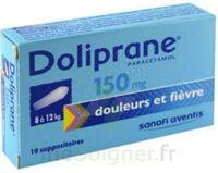 DOLIPRANE 150 mg Suppositoires 2Plq/5 (10) à Rueil-Malmaison