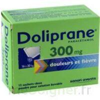 DOLIPRANE 300 mg Poudre pour solution buvable en sachet-dose B/12 à Rueil-Malmaison