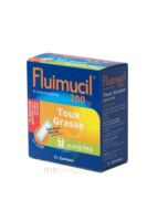 FLUIMUCIL EXPECTORANT ACETYLCYSTEINE 200 mg ADULTES SANS SUCRE, granulés pour solution buvable en sachet édulcorés à l'aspartam et au sorbitol à Rueil-Malmaison
