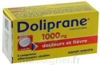 DOLIPRANE 1000 mg Comprimés effervescents sécables T/8 à Rueil-Malmaison