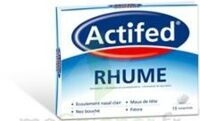 ACTIFED RHUME, comprimé à Rueil-Malmaison