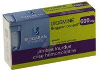 DIOSMINE BIOGARAN CONSEIL 600 mg, comprimé pelliculé à Rueil-Malmaison