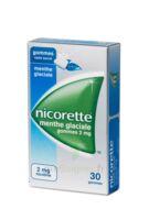 NICORETTE 2 mg Gom à mâcher médic sans sucre menthe glaciale Plq/30gom à Rueil-Malmaison