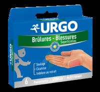 URGO BRULURES-BLESSURES x 6 à Rueil-Malmaison