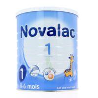 NOVALAC LAIT 1 , 0-6 mois BOITE 800G à Rueil-Malmaison