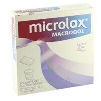 MICROLAX MACROGOL 5,9 g, poudre pour solution buvable à Rueil-Malmaison