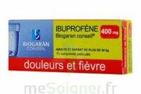 IBUPROFENE BIOGARAN CONSEIL 400 mg, comprimé pelliculé à Rueil-Malmaison