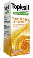 TOPLEXIL 0,33 mg/ml sans sucre solution buvable 150ml à Rueil-Malmaison