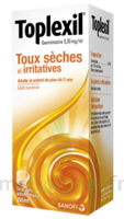 TOPLEXIL 0,33 mg/ml, sirop à Rueil-Malmaison