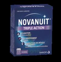 Novanuit triple action à Rueil-Malmaison