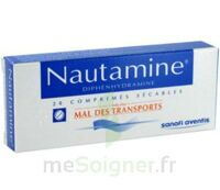 NAUTAMINE, comprimé sécable à Rueil-Malmaison