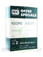KEOPS DEODORANT BILLE PEAUX FRAGILES lot de 2 à Rueil-Malmaison