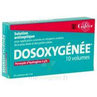 DOSOXYGENEE 10 VOLUMES, solution pour application cutanée en récipient unidose à Rueil-Malmaison