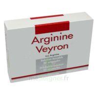ARGININE VEYRON, solution buvable en ampoule à Rueil-Malmaison