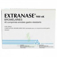 EXTRANASE 900 nK, comprimé enrobé gastro-résistant à Rueil-Malmaison
