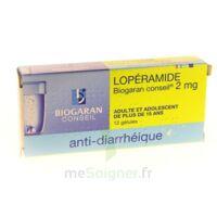 LOPERAMIDE BIOGARAN CONSEIL 2 mg, gélule à Rueil-Malmaison