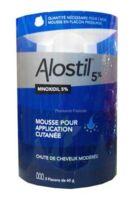 ALOSTIL 5 %, mousse pour application cutanée en flacon pressurisé à Rueil-Malmaison