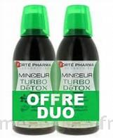 FORTE PHARMA TURBO DETOX 500MLx2 à Rueil-Malmaison