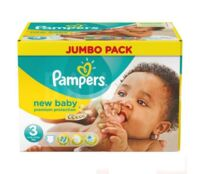 PAMPERS COUCHES NEW BABY 5-9KG 99 COUCHES à Rueil-Malmaison