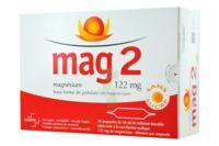 MAG 2 SANS SUCRE 122 mg, solution buvable en ampoule édulcoré à la saccharine sodique à Rueil-Malmaison
