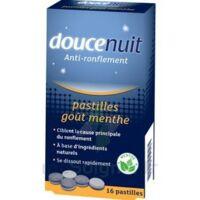 DOUCENUIT ANTIRONFLEMENT PASTILLES à la menthe, bt 16 à Rueil-Malmaison