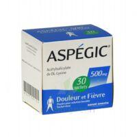 ASPEGIC 500 mg, poudre pour solution buvable en sachet-dose à Rueil-Malmaison