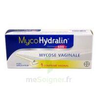 MYCOHYDRALIN 500 mg, comprimé vaginal à Rueil-Malmaison