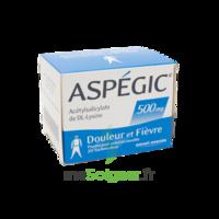 ASPEGIC 500 mg, poudre pour solution buvable en sachet-dose 20 à Rueil-Malmaison