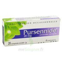 PURSENNIDE 20 mg, comprimé enrobé à Rueil-Malmaison