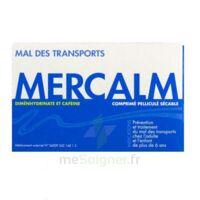 MERCALM, comprimé pelliculé sécable à Rueil-Malmaison