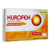 NUROFEN 200 mg, comprimé orodispersible à Rueil-Malmaison