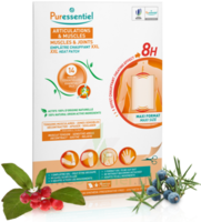 Puressentiel Articulations et Muscles Emplâtre chauffant 14 huiles essentielles XXL à Rueil-Malmaison