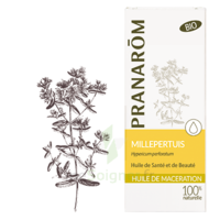 PRANAROM Huile de macération bio Millepertuis 50ml à Rueil-Malmaison
