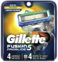 Gillette Fusion Proglide lames à Rueil-Malmaison