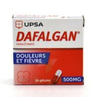 DAFALGAN 500 mg Gélules 2plq/8 (16) à Rueil-Malmaison