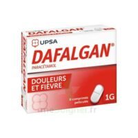 DAFALGAN 1000 mg Comprimés pelliculés Plq/8 à Rueil-Malmaison