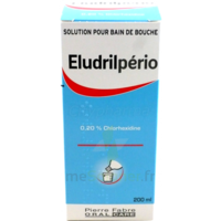 ELUDRILPERIO 0,2 %, solution pour bain de bouche à Rueil-Malmaison