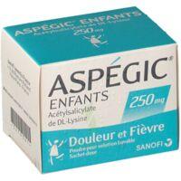 ASPEGIC ENFANTS 250, poudre pour solution buvable en sachet-dose à Rueil-Malmaison