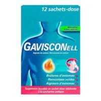 GAVISCONELL Suspension buvable sachet-dose menthe sans sucre 12Sach/10ml à Rueil-Malmaison