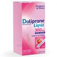 DOLIPRANELIQUIZ 300 mg Suspsion buvable en sachet sans sucre édulcorée au maltitol liquide et au sorbitol B/12 à Rueil-Malmaison
