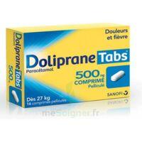 DOLIPRANETABS 500 mg Comprimés pelliculés Plq/16 à Rueil-Malmaison