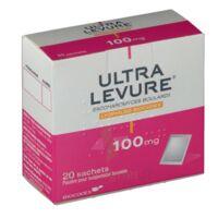 ULTRA-LEVURE 100 mg Poudre pour suspension buvable en sachet B/20 à Rueil-Malmaison
