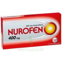 NUROFEN 400 mg Comprimés enrobés Plq/12 à Rueil-Malmaison